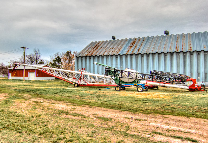 hdr farm equipment