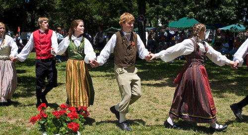 Midsummer's 2008 in Lindsborg