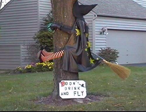 Halloween Tip