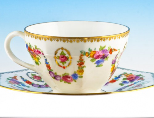 Schumann China, circa 1918-1929