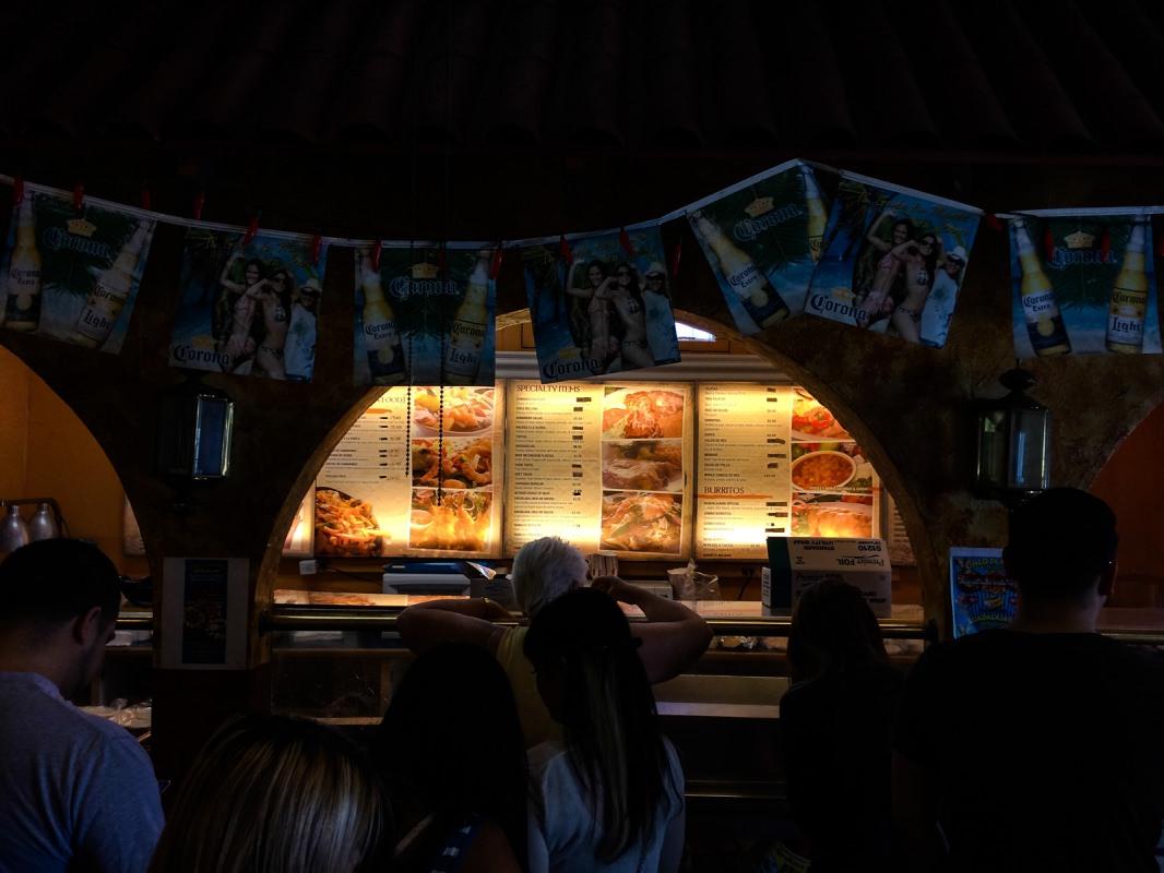 Post Ride Burrito at Guadalajara Market & Bakery
