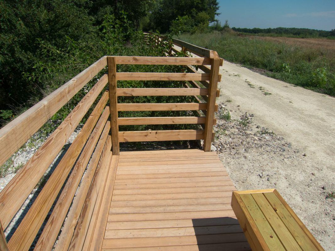 Meadowlark Trail View Area