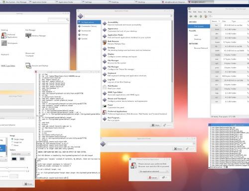 CentOS 7 Minimal++ (Virtual) Setup