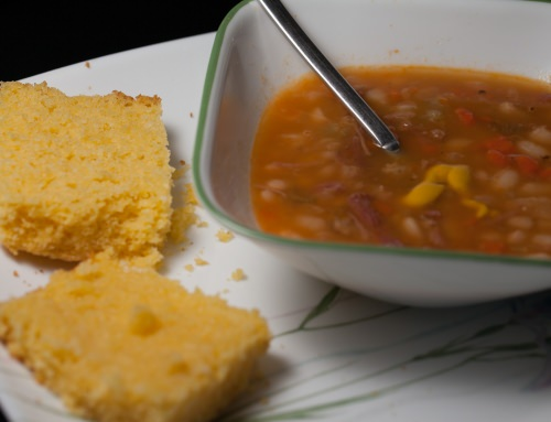 Mike's Ham and Bean Soup