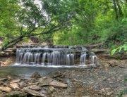 Kansas Waterfalls Journey