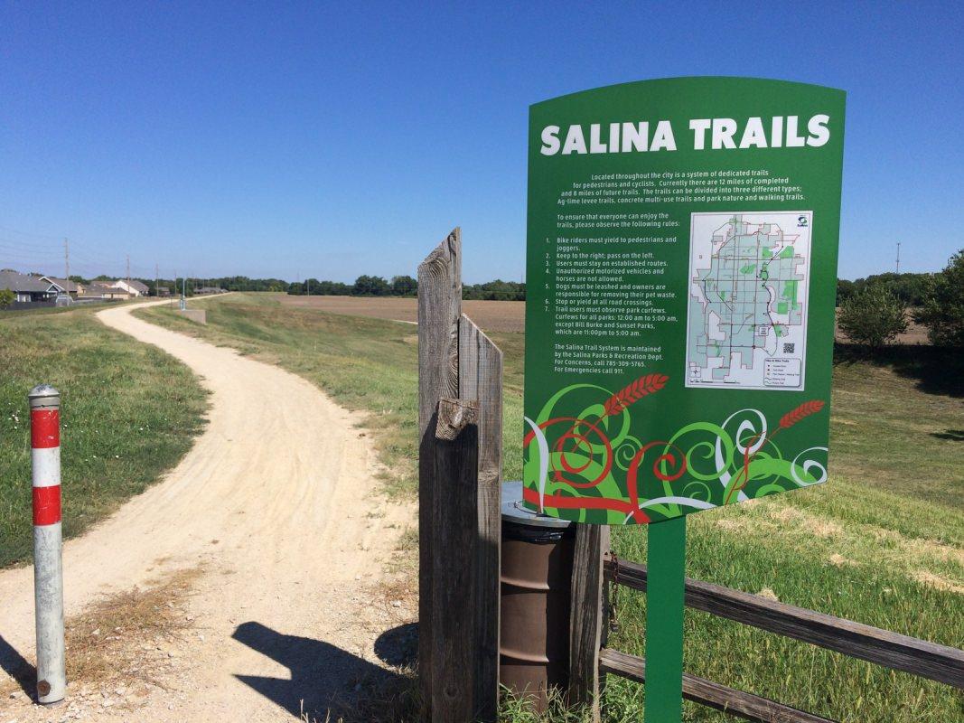 Salina Bike Trails