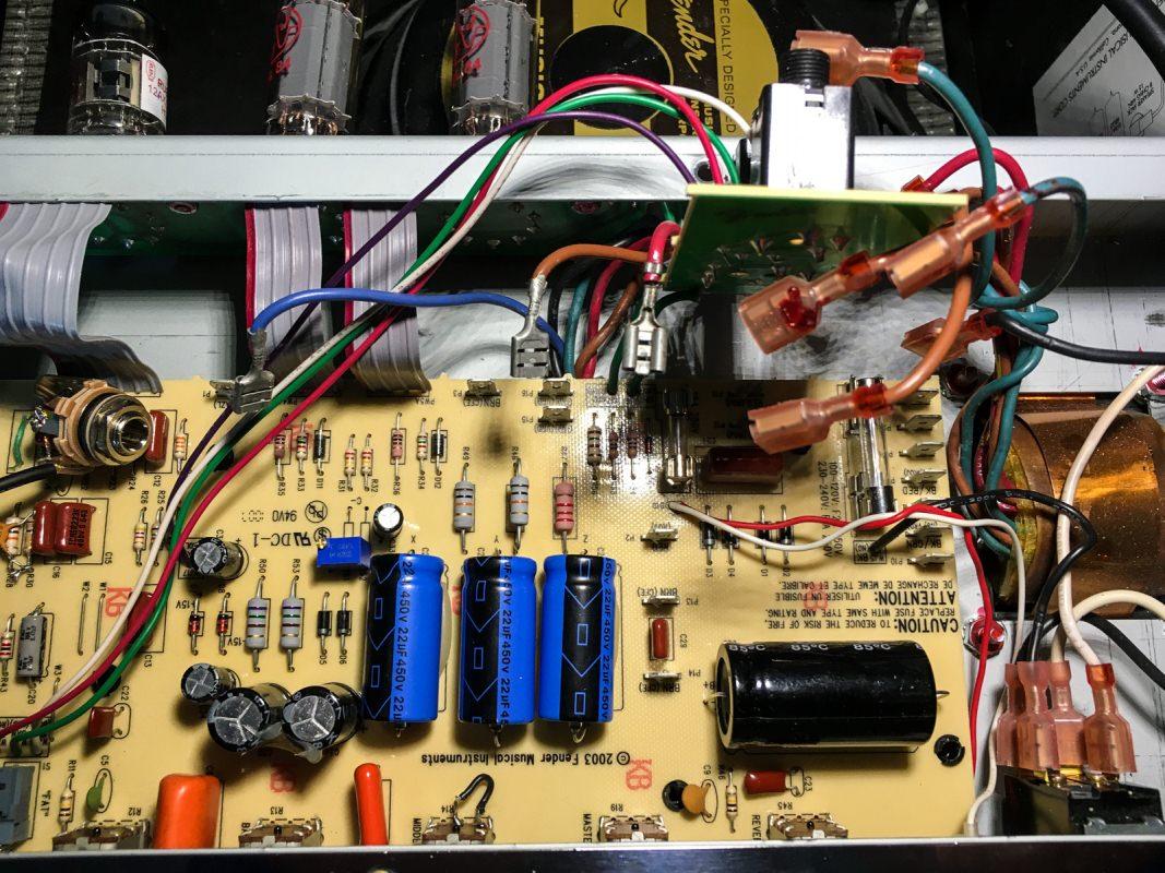 Blues Jr: BillM Mods Installation