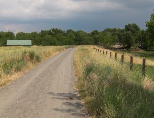 Sand Creek Regional Greenway Trail Bike Ride
