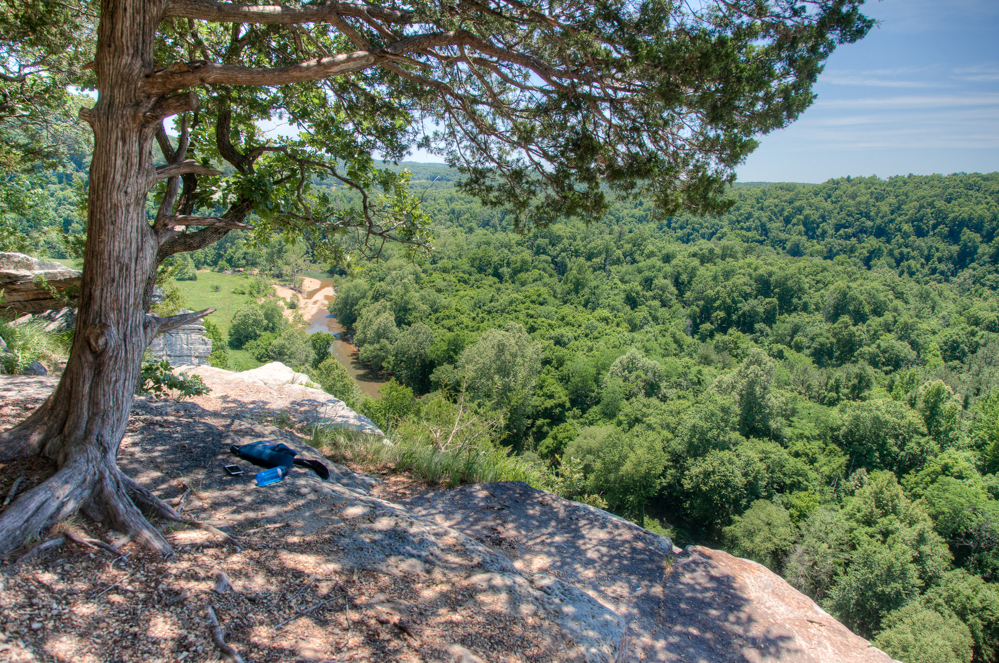 Kings River Overlook