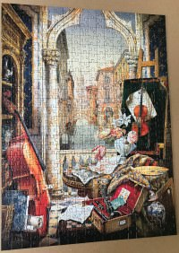 Ravensburger: Venice, Windows of The World