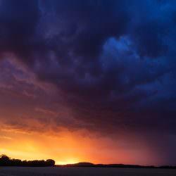 Just Another Kansas Sunset