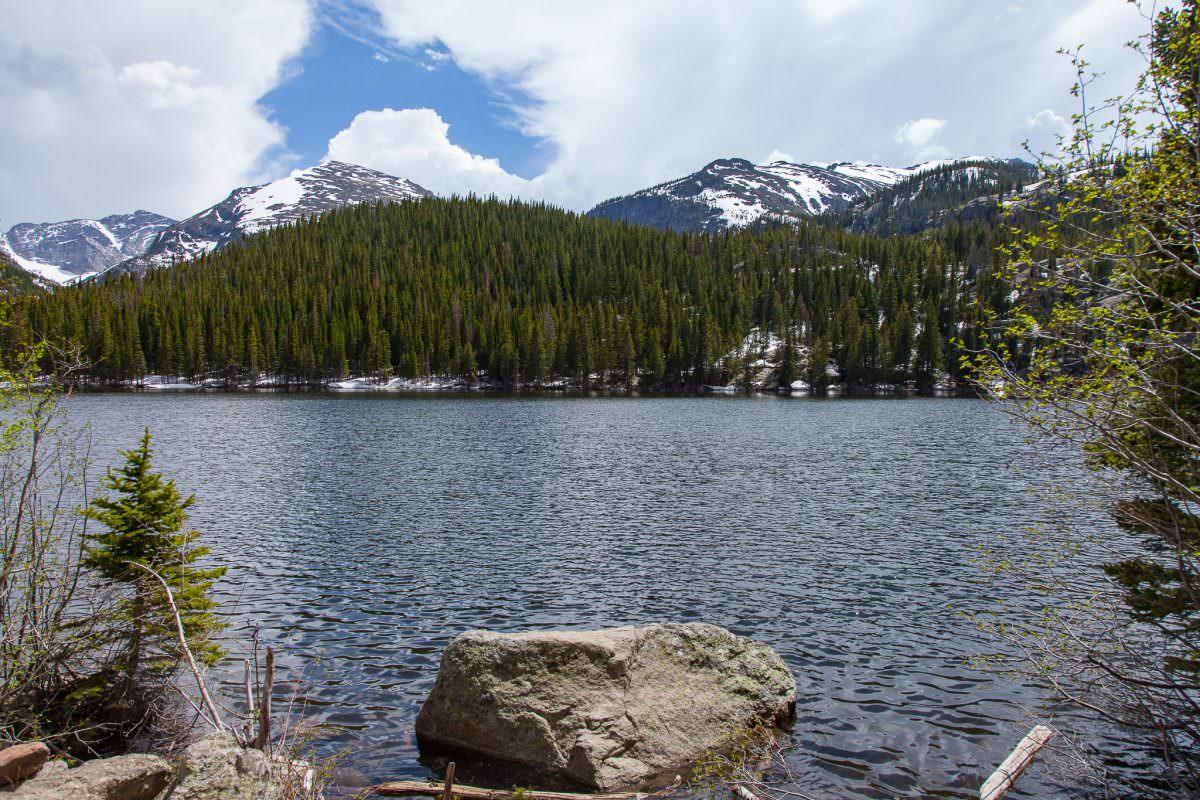 Bear Lake, Rocky Mts