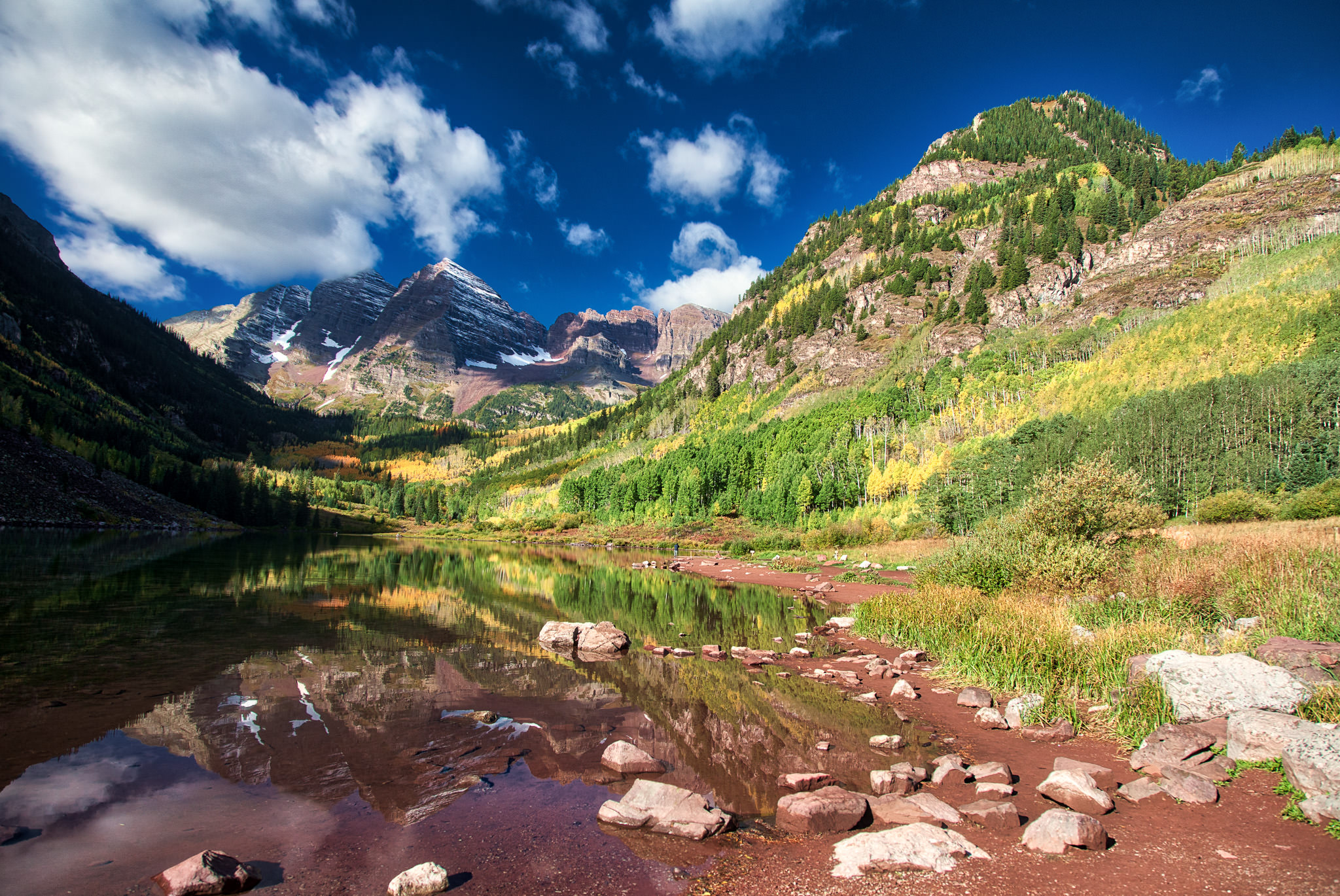 Fall at Maroon Bells Colorado | All the Pages Are My Days