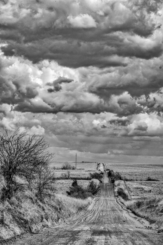 2017 Favorites: Rural Lindsborg Skies
