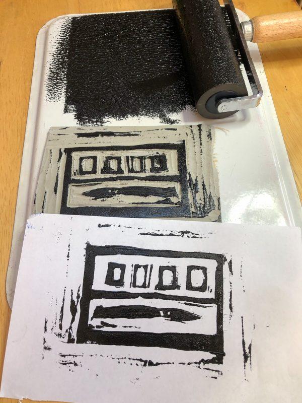 First Test Print