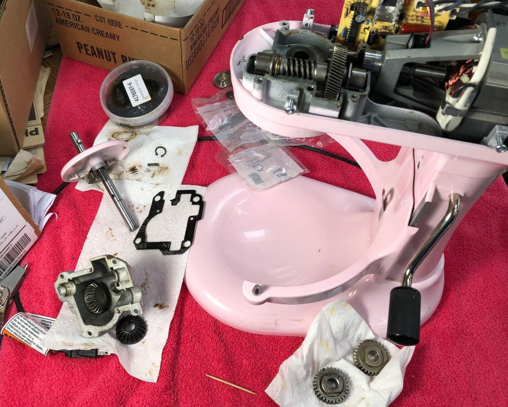 KitchenAid Pro 600 Repair