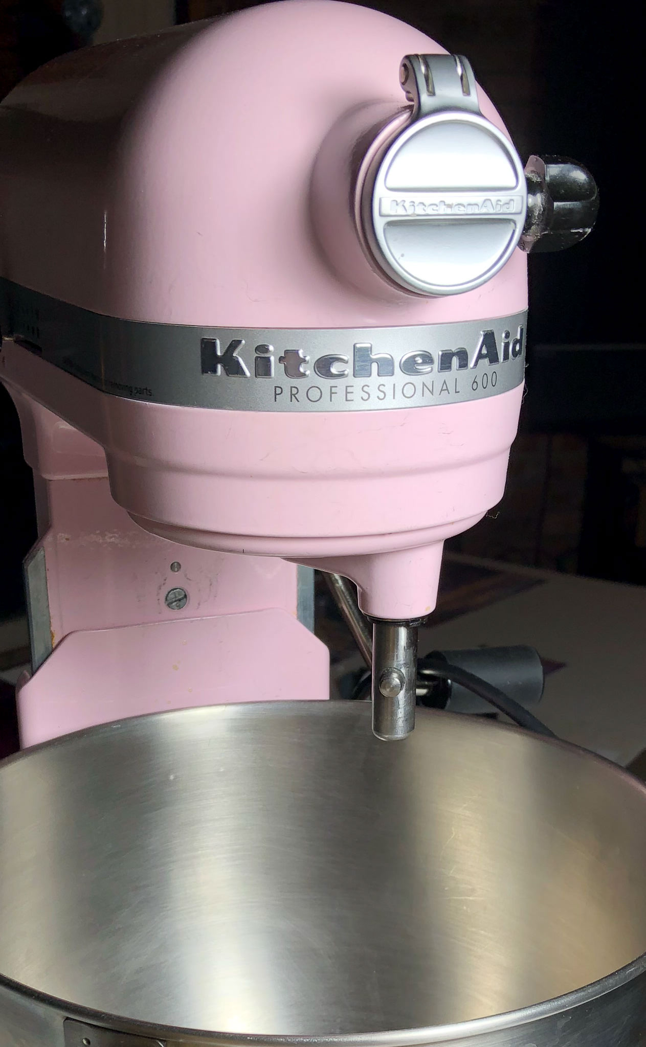 Kitchenaid Pro 600 Repair All The Pages Are My Days