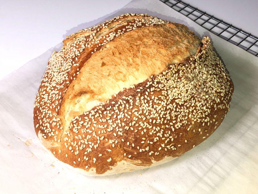 Sheryl's Italian Bread